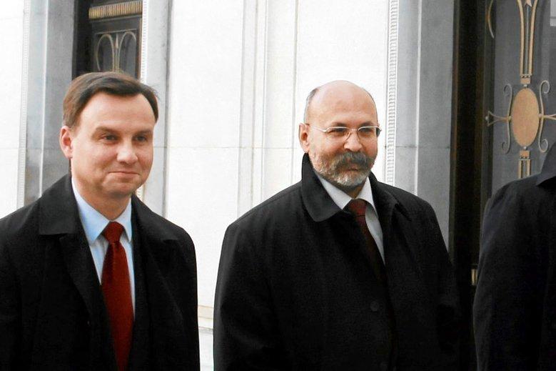 Bogdan Pęk przekonuje, że polską racją stanu jest korzystanie z pokładów węgla kamiennego. Podobne poglądy głosił prezydent Andrzej Duda.