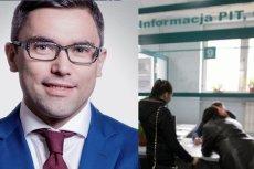 Doradca podatkowy Radosław Piekarz zachęca do walki o wyższą kwotę wolną od podatku.