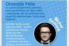 Informacja o konkursie, w którym jurorem jest Michał Rusinek, oburzyła internautów.