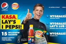 To pierwszy raz w historii, gdy Pepsi i Lay's mająwspólną promocję.