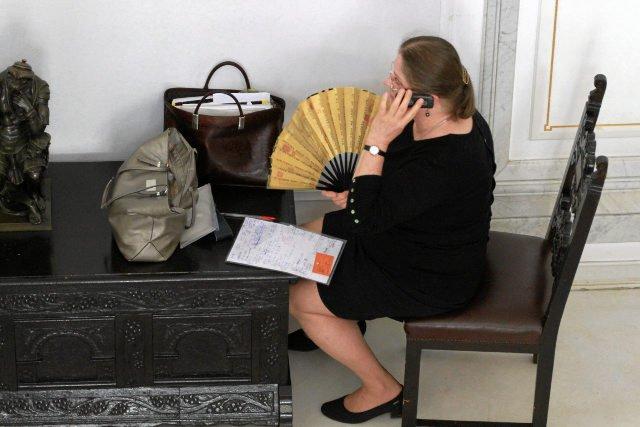 Krystyna Pawłowicz ciężko pracuje od 40 lat