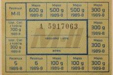Kartki na żywność były w PRL sposobem na niedobory żywności.