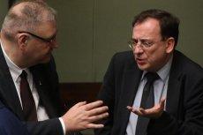 """Sprawę """"Caracali"""" wezmą w swojej ręce Mariusz Kamiński szef CBA i szef prokuratorów ( z lewej) Bogdan Święczkowski."""