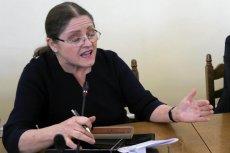 Krystyna Pawłowicz zaskoczyła Borysa Budkę swoim wpisem o fladze Unii Europejskiej.