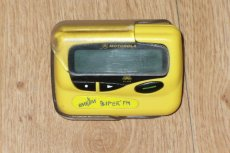 Biper, czyli snapchat lat 90-tych. Baterie pagerów trzymały nawet trzy miesiące, a właściciel nie płacił abonamentu