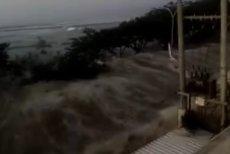 Trzęsienie ziemi i tsunami na wyspie Celebes w Indonezji – zginęło blisko 400 osób.