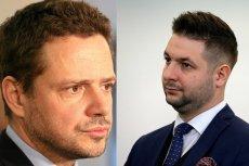 W sondażu przeprowadzonym dla PO, Rafał Trzaskowski wybory w stolicy wygrywa w cuglach.