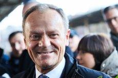 W najnowszym rankingu zaufania do polityków Donald Tusk zajął pierwszą pozycję i wynik 42,8 proc.