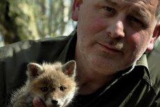 Ryszard Czeraszkiewicz od 13 lat zajmuje się łapaniem dzikich zwierząt w Szczecinie.