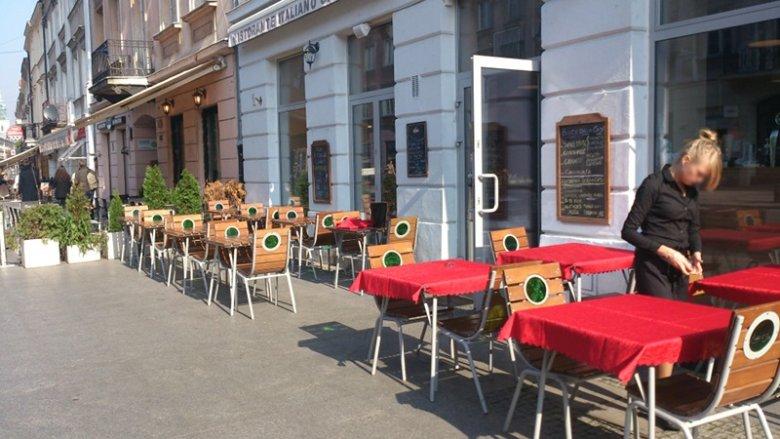 "Restauracja ""Carpaccio"""