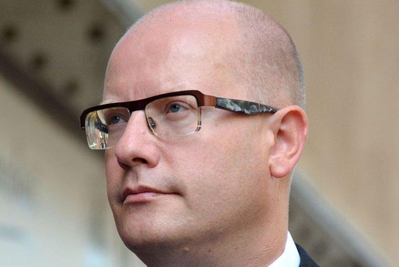 Bohuslav Sobotka jest przewodniczącym Czeskiej Partii Socjaldemokratycznej.