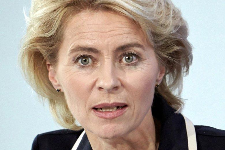 Kandydaturę Ursuli von der Leyen na szefową KE musi jeszcze zaakceptować Parlament Europejski. Niemka może mieć problem ze zdobyciem większości.