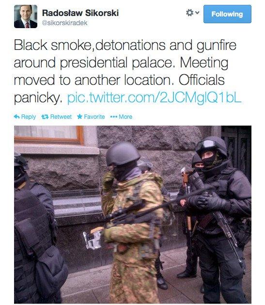 Z takich karabinów snajperskich strzelająukraińskie służby.