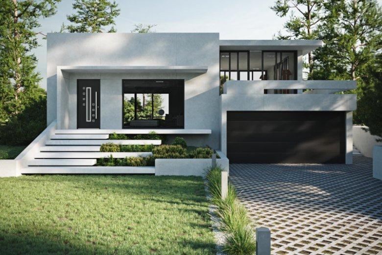 Brama garażowa Dekodo to nowość w portfolio OKNOPLAST. W najnowszej zimowej promocji znalazła się ona wśród produktów po obniżonej cenie