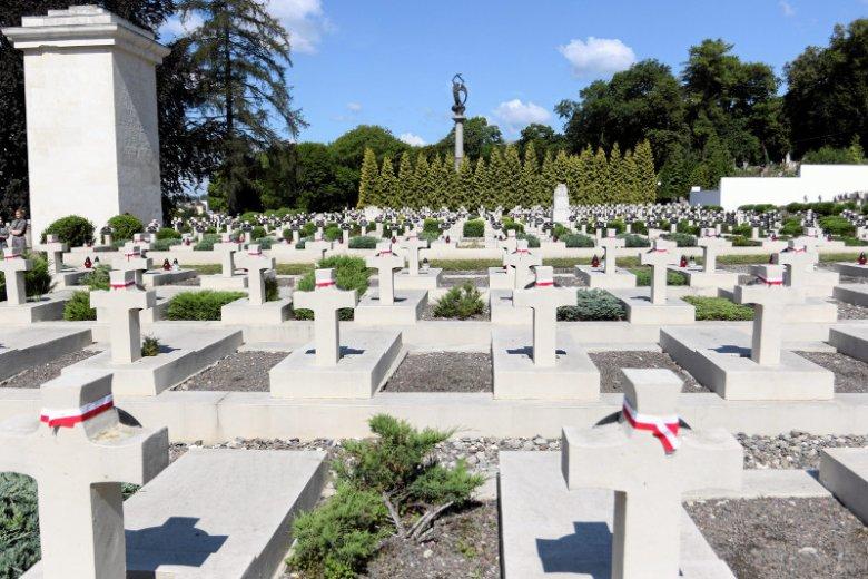 Na cmentarzu Orląt Lwowskich we wtorek doszło do wybuchu granatu.