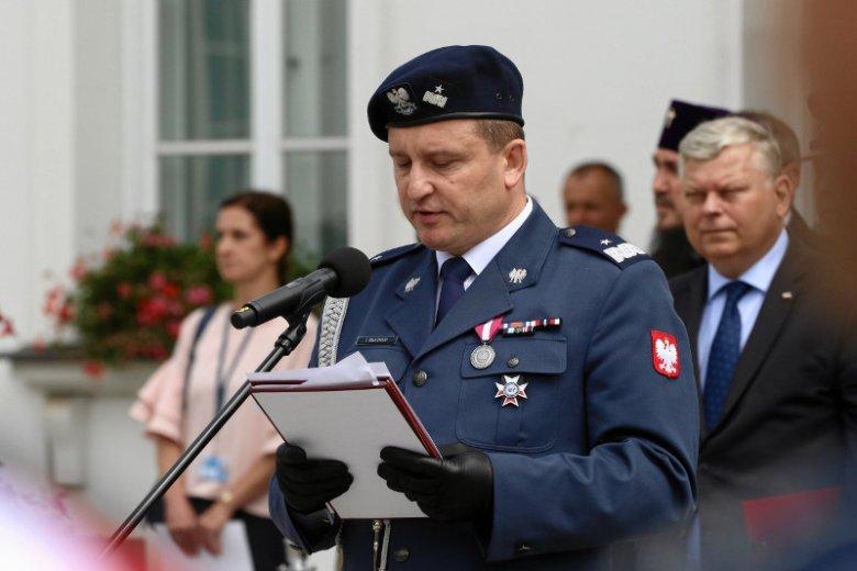 Szef Służby Ochrony Państwa gen. Tomasz Miłkowski wykazał się skrajną niekompetencją