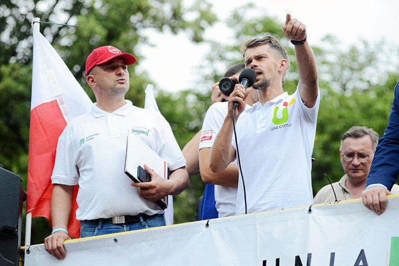 Michał Kołodziejczyk z AGROUnii został szefem partii Prawda.