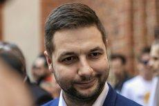 Patryk Jaki wypowiedział się o sytuacji niepełnosprawnych protestujących w Sejmie.