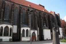 Parafia Najświętszej Marii Panny na Piasku we Wrocławiu –tutaj w poniedziałek rano ksiądz został zaatakowany przez nożownika.