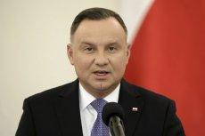 Prezydent odpowiedział na wpis sędziego z Gliwic.