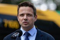 Rafał Trzaskowski wyjawił, kiedy dopiero podziękuje premierowi Morawieckiemu
