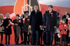 W Stalowej Woli lubi pokazywać się także prezydent Andrzej Duda. Miasto ma silny pisowski elektorat.