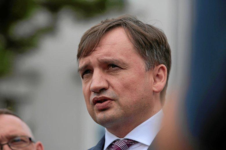 Zbigniew Ziobro odpowiedział Adamowi Strzemboszowi.