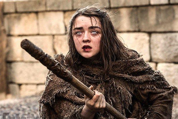 Arya, a raczej Ślepa Beth