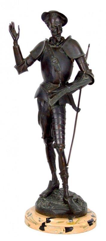 Don Kichot, Paul Emile Machault