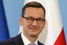 Premier Mateusz Morawiecki skrytykował w Davos swojego irlandzkiego odpowiednika