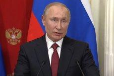 Władimir Putin zapowiedział ofensywę dotyczącą faktów historycznych.