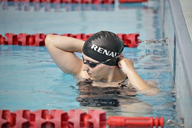 Anna Omielan stypendystka Renault Handisport Team