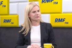 Joanna Schmidt na pytanie o Polaków nagrodzonych Noblem nie powiedziała nic.