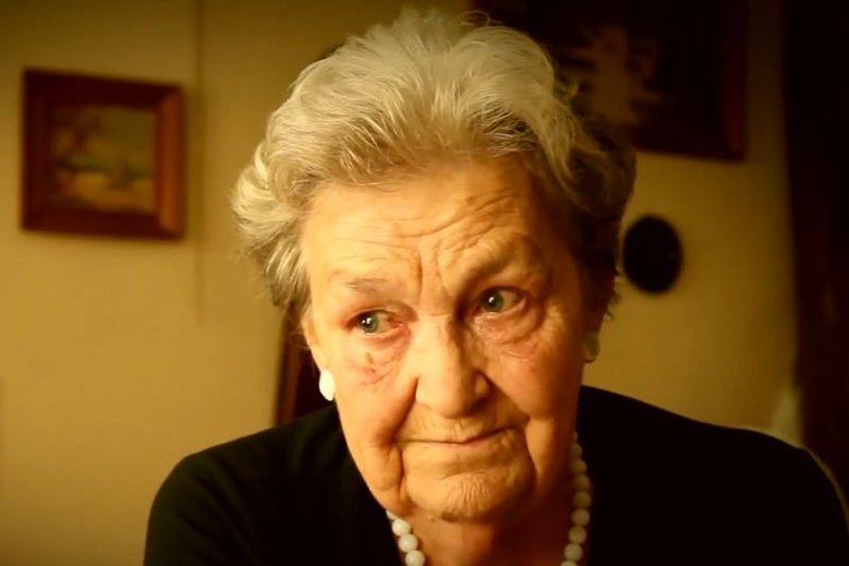 """Hanna Stadnik, pseudonim """"Hanka"""" jako sanitariuszka uczestniczyła w Powstaniu Warszawskim. Walczyła głównie na Mokotowie."""