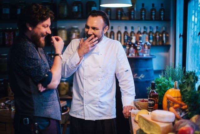 Smażony batonik i haggis? Podsumowanie szkockiej kuchni śmiechu warte