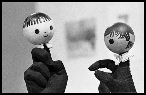 """Jacek i Agatka"", 1962 r."