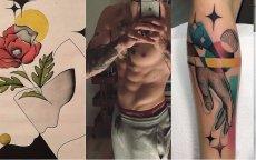 Dla tych, którzy swoje cało chcą ozdobić tatuażem absolutnie wychodzącym poza ramy, polecamy wziąć pod uwagę prace Trubisza.