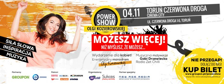 POWER SHOW Toruń