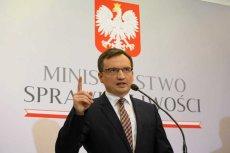 Zbigniew Ziobro zaskarżył do Trybunału Konstytucyjnego wybór sędziów dokonany w 2010 roku.