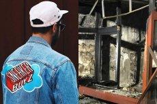 W poniedziałek 10 września doszło do podpalenia lokalu Sneaker Boyz.
