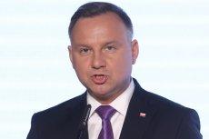 """Andrzej Duda uspokaja """"krzykaczy""""."""