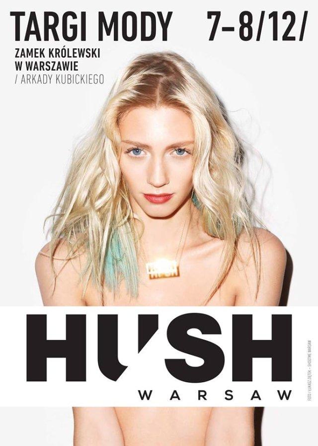 Hush Warsaw - 7-8.12. 2013, Zamek Królewski w Warszawie