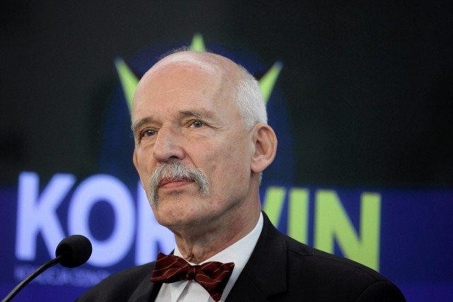 Parlament Europejski dziś zdecyduje o uchyleniu immunitetu Januszowi Korwin-Mikkemu