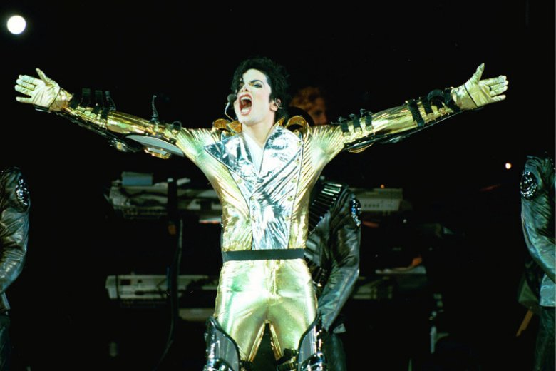 18 września 1996 roku Michael Jackson zagrał swój jedyny koncert w Polsce.