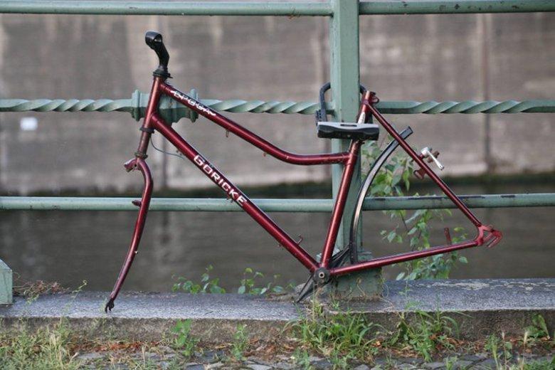 Prowokacje sposobem na złodziei rowerów?