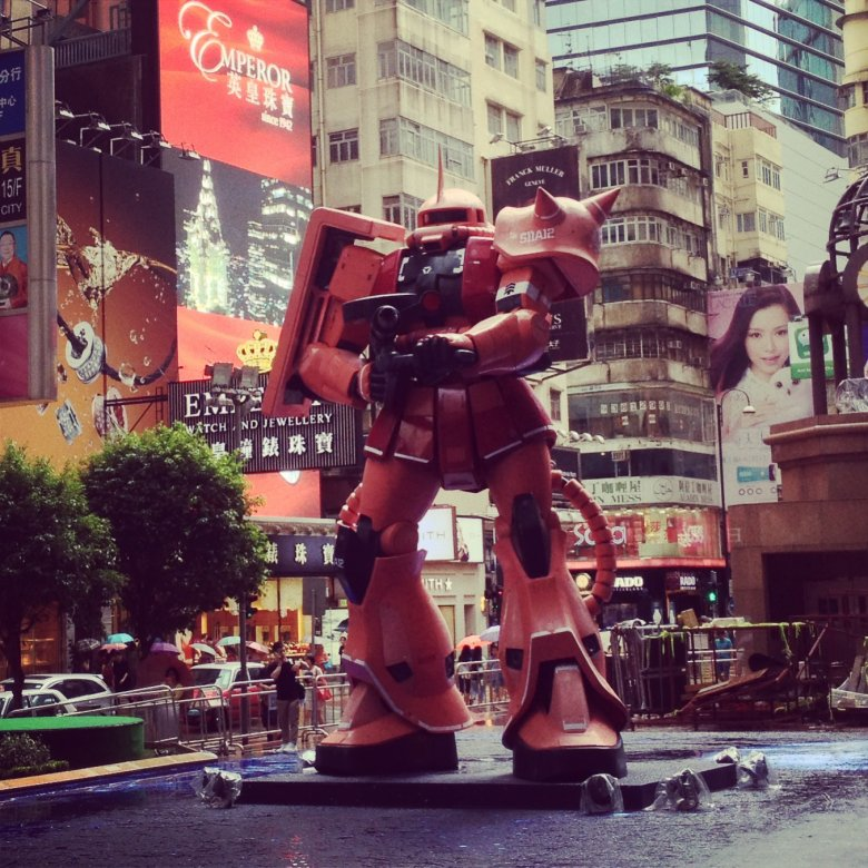 Time Square - Causway Bay, Hong Kong