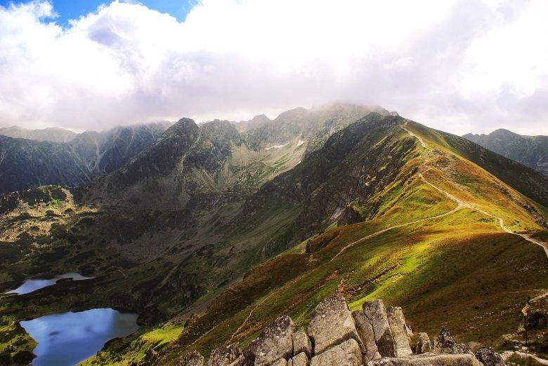 Góry symbolizują wzrost i odpoczynek jednocześnie