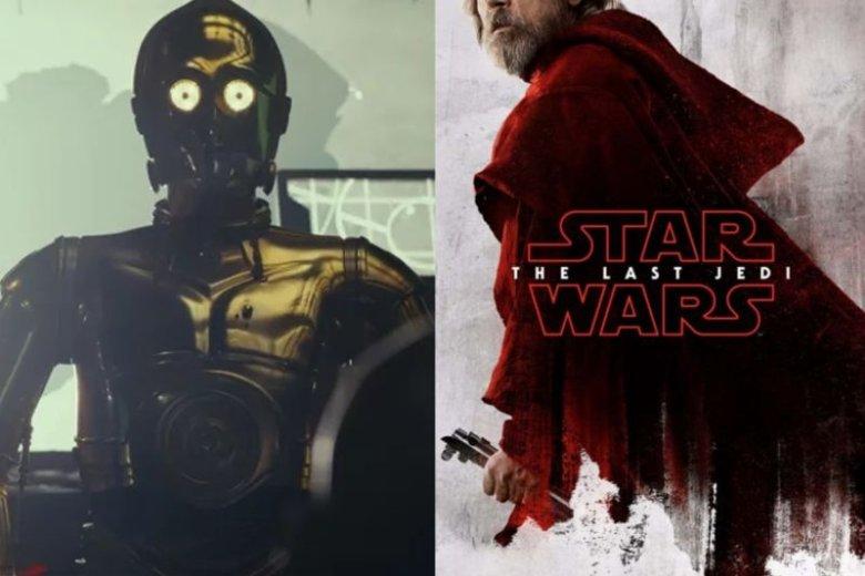 Tak Powstają Nowe Gwiezdne Wojny Są Nowe Plakaty I Mocny