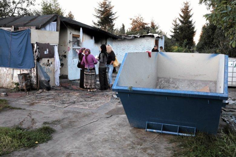 Ognisko zachorować na odrę w Poznaniu pojawiło się w społeczności romskiej, koczującej przy ul. Lechickiej.