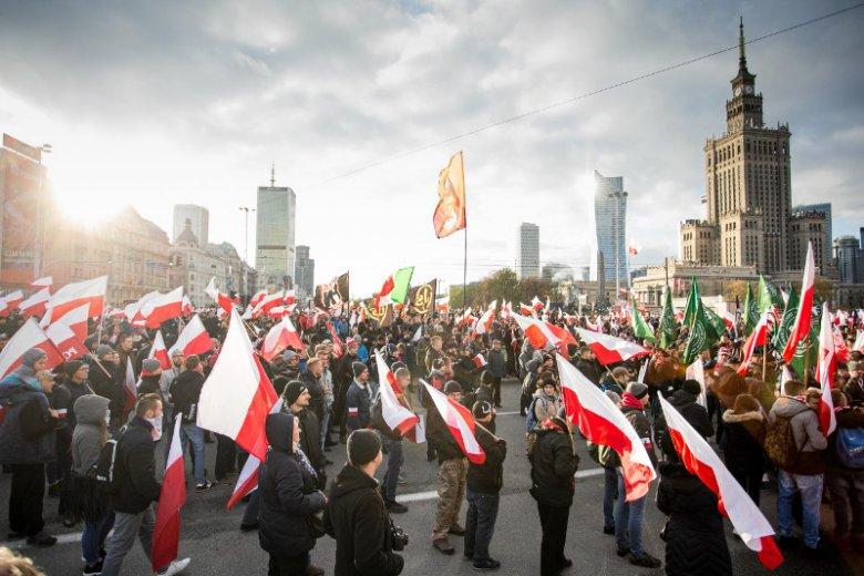 Ratusz zapowiada apelacjęws. uchylonego przez sąd zakazu Marszu Niepodległości.